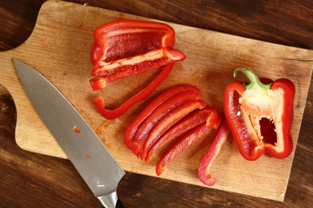 Red Peppers Do Not Contain Collagen
